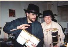Alan Boyd and Stephen Kalinich