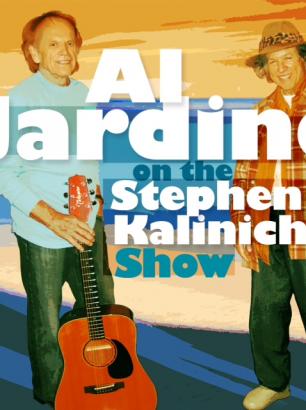 Stephen Kalinich Show Al Jardine