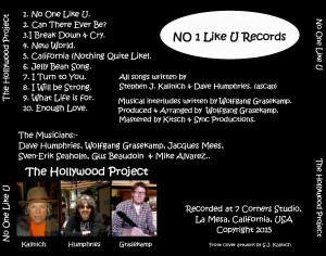 The Hollywood Project  (2)